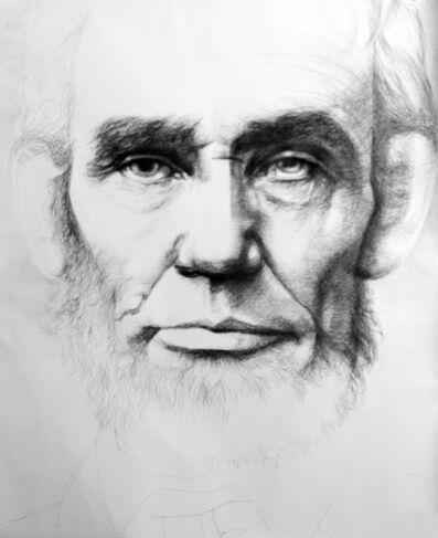 Linda Newman Boughton, 'Abraham Lincoln', 2011