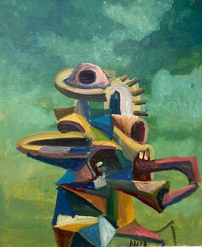 Anton Henning, 'Portrait No. 560', 2020