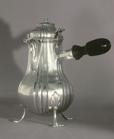 Henry Louis Le Gaigneur, 'Chocolate Jug and Cover', ca. 1740