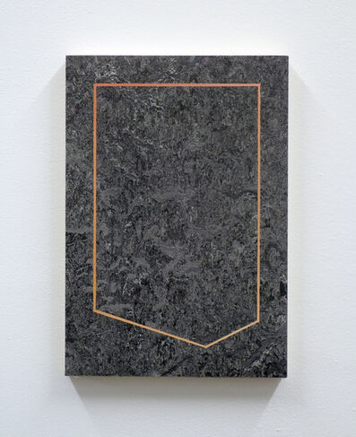 Evy Jokhova, 'Template for Venetian Marble II', 2017