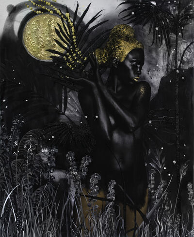 Lina Iris Viktor, 'Know we will be reborn amidst all the stars. ex nihilo (Dark Continent series)', 2015-2018