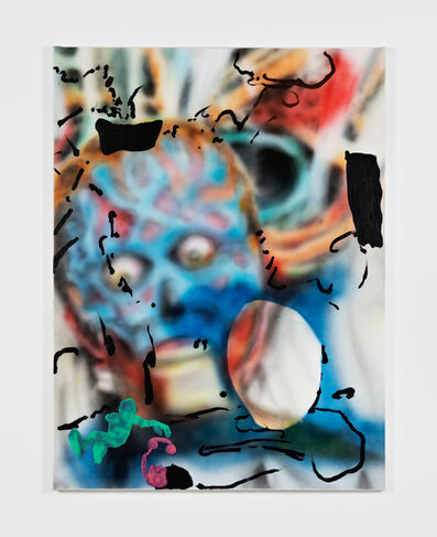 Antwan Horfee, 'Ebay John Collage', 2021