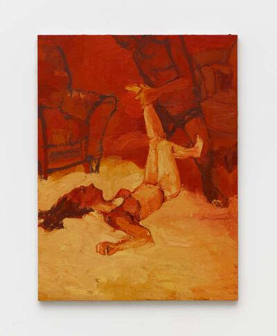 Michael Ajerman, 'Tight Hamstrings', 2020