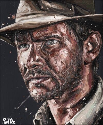 Paul Oz, 'Junior (Indiana Jones)', 2015