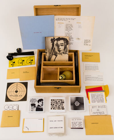 George Maciunas, 'Flux Year Box 2', 1966-1968
