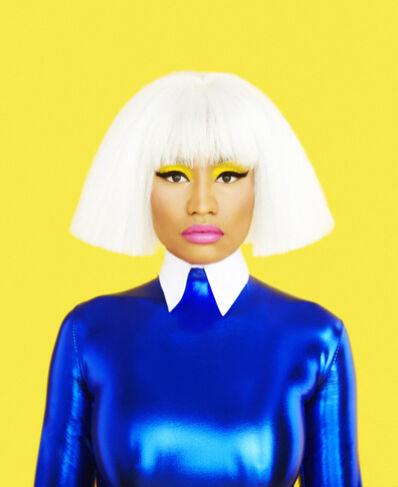 Erik Madigan Heck, 'Nicki Minaj, Archive', 2015