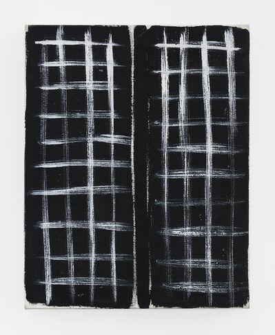 Bernard Piffaretti, 'Untitled', 1989