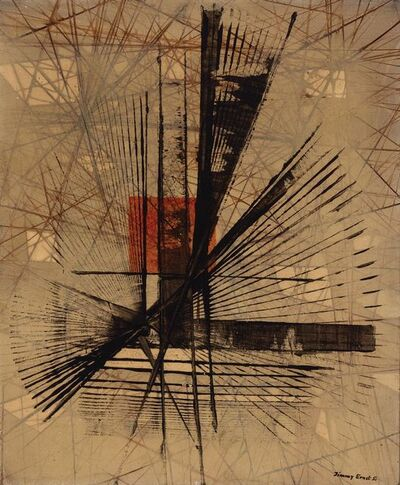 Jimmy Ernst, 'Untitled', 1951