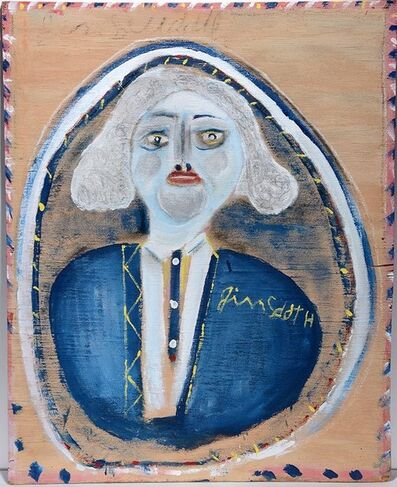 Jimmy Lee Sudduth, 'George Washington'
