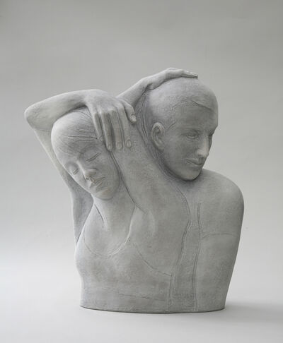 Glenys Barton, 'Toni and Theo 1', 2006