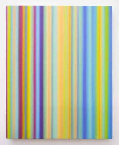Tim Bavington, 'Costello Painting (Hidden Charms) Pt. 2', 2019