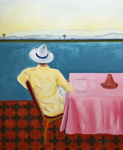 Sinead Breslin, 'The Pink Tablecloth', 2019