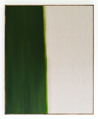 Arran Rahimian, ''Quiet Green 3' ', 2019