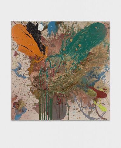 John M. Armleder, 'Quibble', 2018
