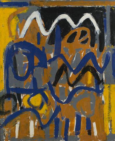 Raymond Hendler, 'The Dizzy One (No. 10)', 1960