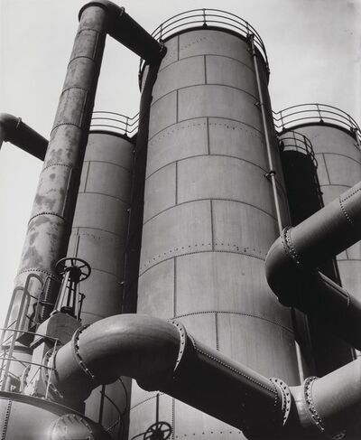 Anton Bruehl, 'Untitled (Industrial scene)'