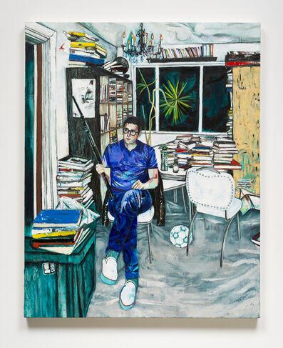 Raffi Kalenderian, 'Monty Buckles', 2015