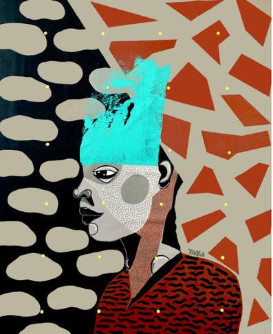 """Joana Taya, '""""Partícula N (Particle N)""""', 2019"""