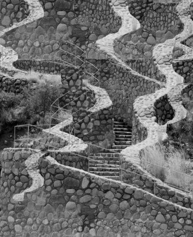 Nico Krijno, 'Stairway', 2016
