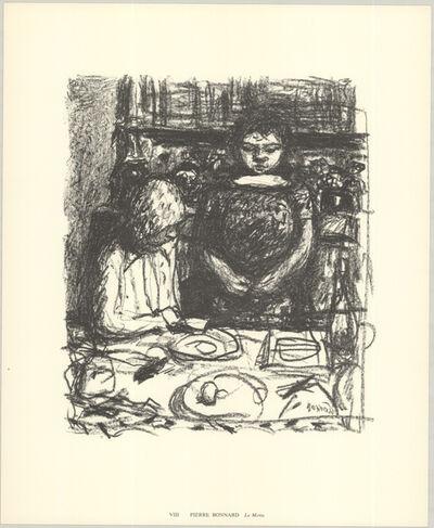 Pierre Bonnard, 'Le Menu', 1974