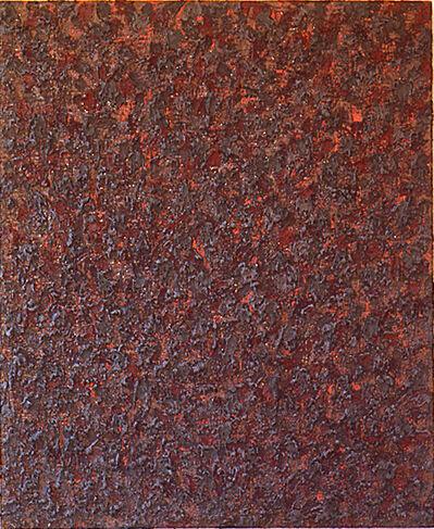 Sono Osato, 'Portrait of the Santa Cruz Mountains', 1988