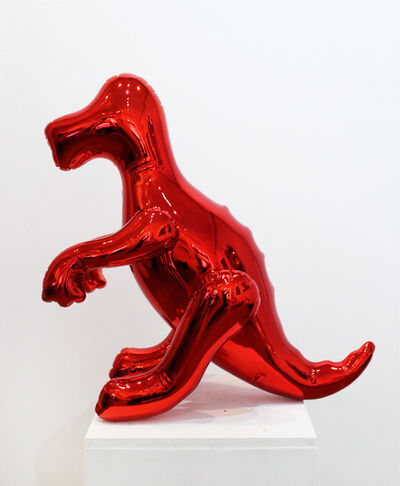 Philippe Berry, 'Le Petit Dino Rouge', 2014