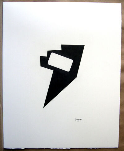 Alejandro Dron, 'Amijai', 2002
