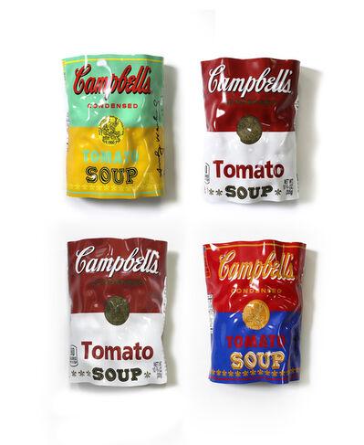 Paul Rousso, 'Tomato Soup, Four #2', 2019