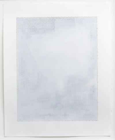 Alison Hall, 'Devotional, Italian Wall, Fog', 2013
