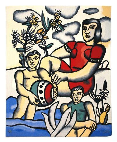 Fernand Léger, 'Le Bonheur', ca. 2000