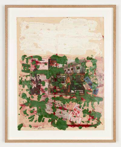 Josep Grau-Garriga, 'Papers de consum (Papiers de consommation)', 1975