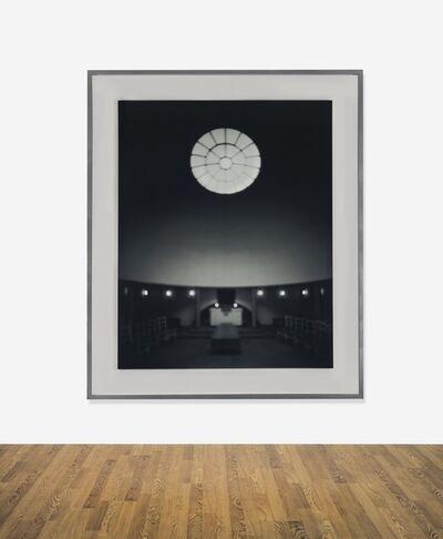 Hiroshi Sugimoto, 'Woodland Chapel', 2001