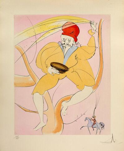 Salvador Dalí, 'Hanasakaji san. From the series Japanese fairy tales', 1995