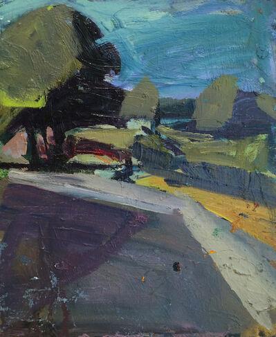 Terry St. John, 'Berkeley Marina 2', 2015