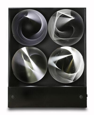 Julio Le Parc, 'Continuel lumière à cylindres', 1962 – 2014