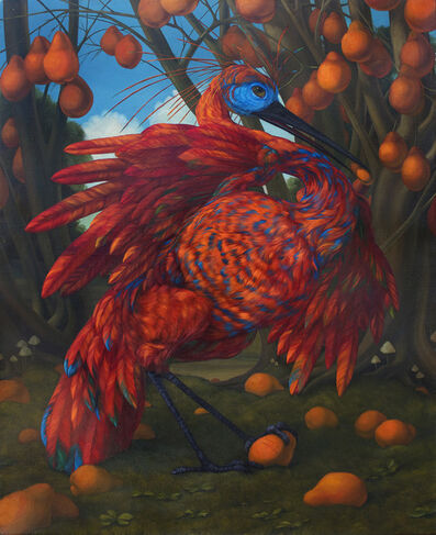 Laurie Hogin, 'Chemical Love Birds: Psychotopia', 2014