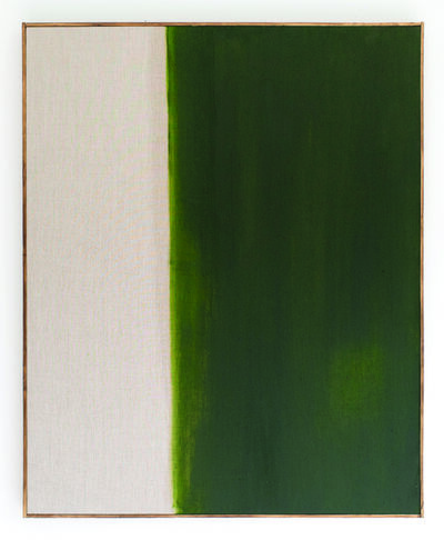Arran Rahimian, ''Quiet Green 2'', 2019