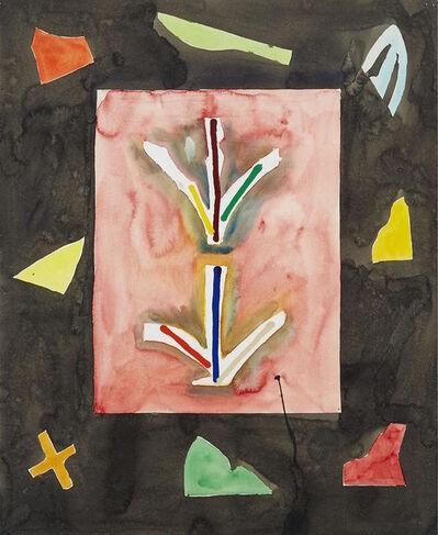 David Bolduc, 'Sketch #2', 1982