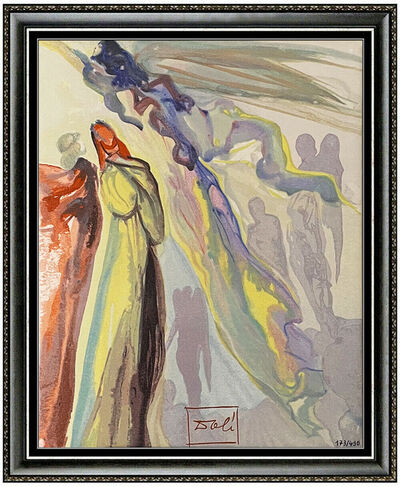 Salvador Dalí, 'Ancestor's Apparition', 1971