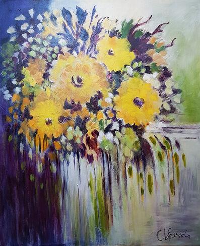 Claudette Lefrancois, 'Bouquet de soleil', 2020