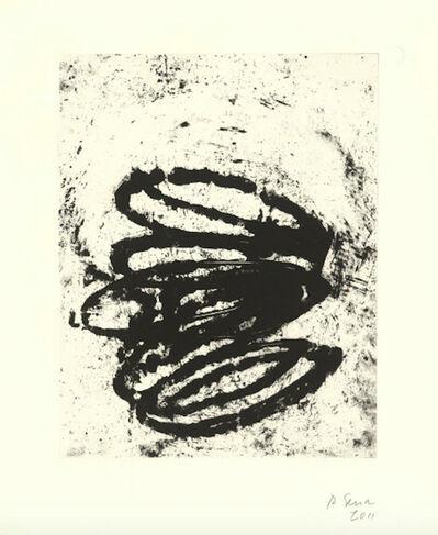 Richard Serra, 'Bight #5', 2011