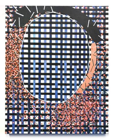 Misato Suzuki, 'Punkt Blue', 2018