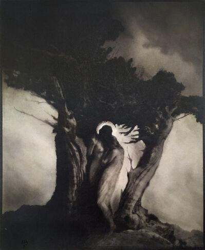 Anne Brigman, 'The Heart of the Storm', 1905