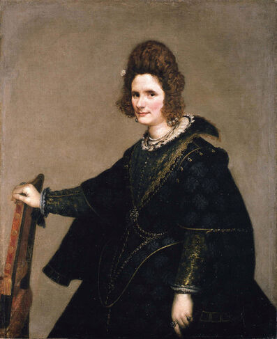 Diego Velázquez, 'Bildnis einer Dame', 1630-1633