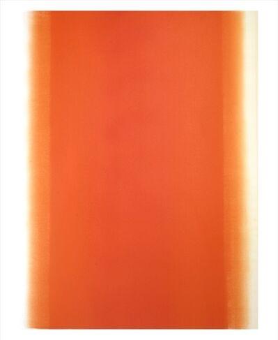 Betty Merken, 'Illumination, Orange', 2016