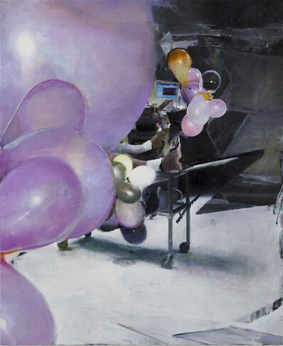 Justin Mortimer, 'Crèche', 2011