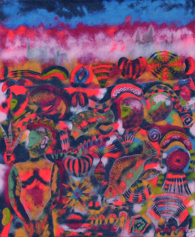 Jesus Urbieta, 'De la Serie Tierra Anegada', 1996