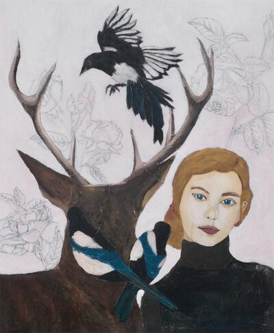 Rebecca McFarland, 'Aubree', 2019