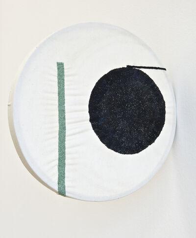 João Modé, 'Constructive [Paninho], black circle', 2019