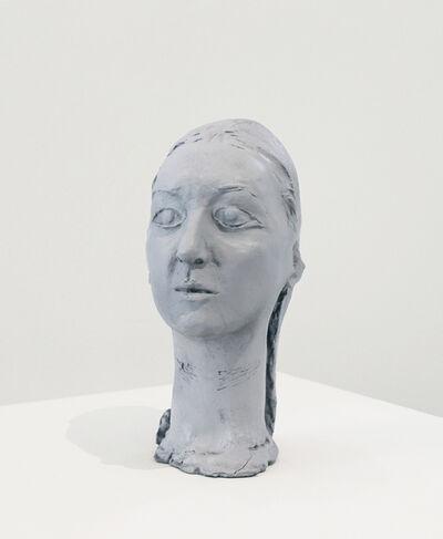 Julieta Aranda, 'Testa Franca Bissoni terracotta', 2014